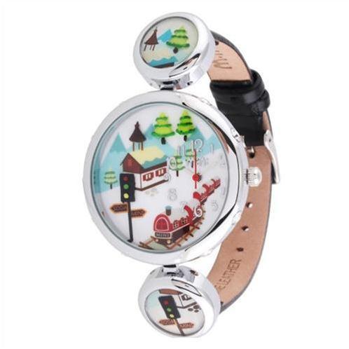 Đồng hồ nữ Mini MN929 Nhịp điệu cuộc sống