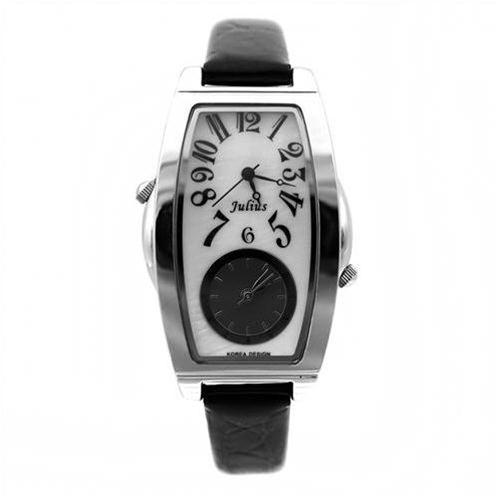Đồng hồ nữ Julius JA-507 Hai múi giờ độc đáo