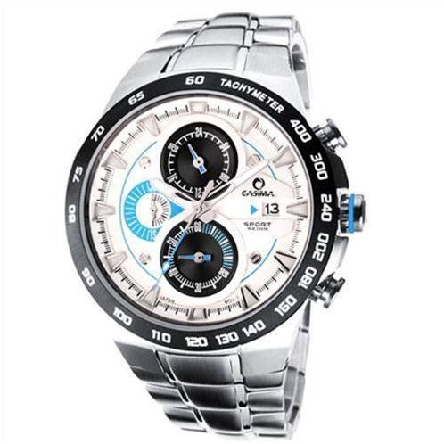 Đồng hồ nam 6 kim Casima ST-8209-S8