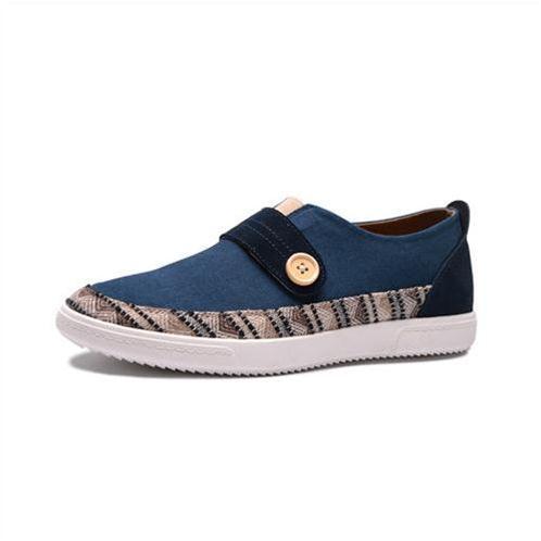 Giày nam Simier 6722 - Mặt vải thời trang