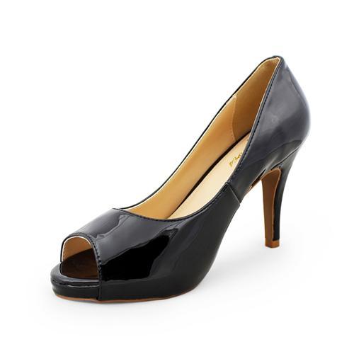 Giày cao gót hở mũi nữ Evashoes