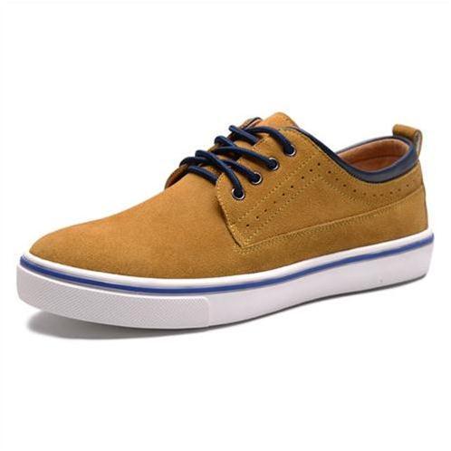 Giày nam Simier 6713 - Trẻ trung, sáng tạo