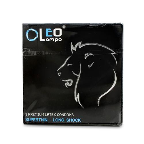 Bao cao su siêu mỏng kéo dài cuộc yêu Oleo Lampo