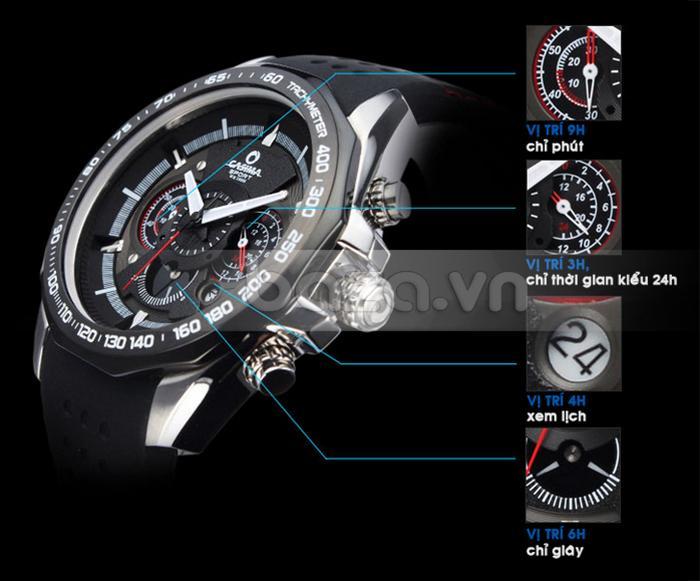 đồng hồ nam ST8206SL7 chính hãng