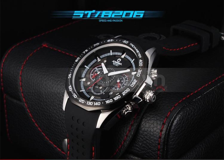 Baza.vn: Đồng hồ nam thời trang Casima ST-8206