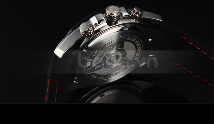 Đồng hồ nam Casima ST8206 vỏ máy thép