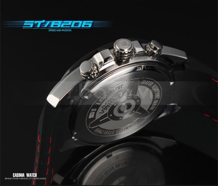 Đồng hồ nam thời trang Casima ST8206