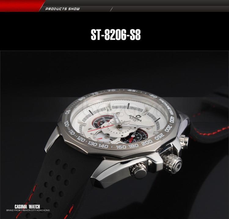 Đồng hồ nam Casima ST8206 chất lượng vượt trội