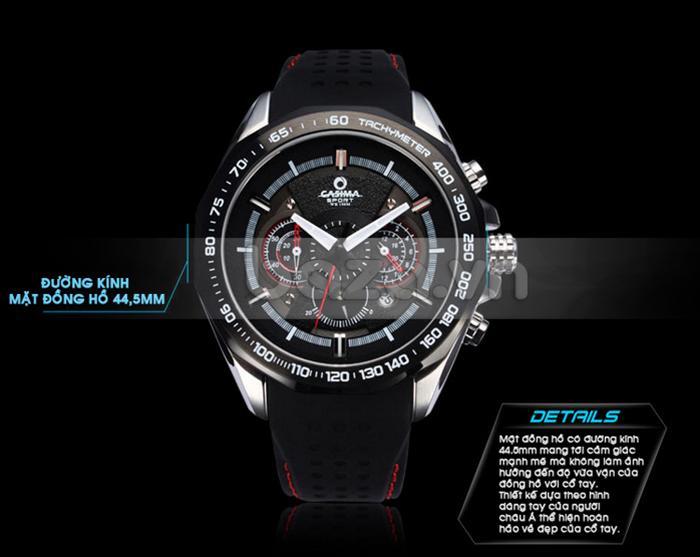 Đồng hồ nam Casima ST8206 cao cấp